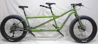 ventana el gran jefe fat bike tandem value build mtb tandems