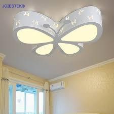 kids lighting ceiling. Lovely Cartoon Butterfly LED Ceiling Light Kids Lamp For Dining Room Bedroom Living Restaurant Home Lighting