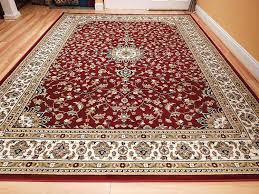 carpet for living room. amazon.com: large 5x8 red cream beige black isfahan area rug oriental carpet 6x8 living room rugs: kitchen \u0026 dining for