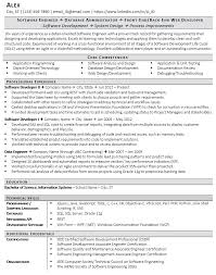 Good Resume Example Interesting Example Bad Resume Andaleco
