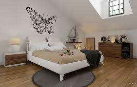 image of modern wall decor ideas for bedroom