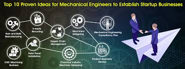 Mechanical Design Consultancy In Bangalore Ideas For Mechanical Engineers To Establish Startup