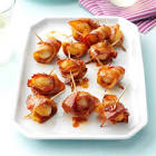 bacon apricot appetizers
