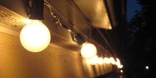 popular 21 light bulb outdoor string lights type