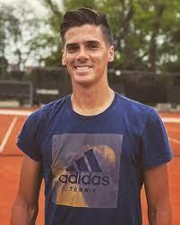 la serie b da il benvenuto a federico coria - Tennis Club Padova