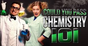 could you pass chemistry intelliquiz start quiz