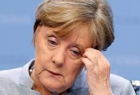 Angela Merkel in zelf-isolatie omdat ...