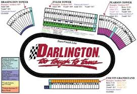 Darlington Raceway Interactive Seating Chart 37 Curious Darlington Motor Speedway Seating Chart