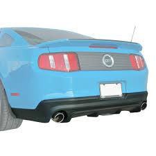 Ford AR3Z-17F828-AA Mustang Rear Bumper Diffuser 2010-2012