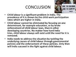 conclusion child labour essay conclusion child labour essay