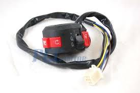 8 wires kill light starter switch atv honda quad 50 70 90 110cc ks53