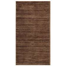 vision brown 2 ft x 4 ft area rug