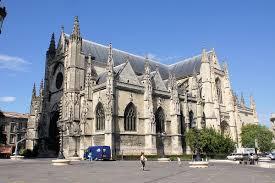 Базилика Сен-Мишель - basilique Saint-Michel - Церкви Бордо