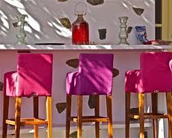 fuschia furniture. Pink Fuschia Hot White Chairs Photograph Greece Vibrant Shadows Bar Stools. $18.00, Via Furniture S