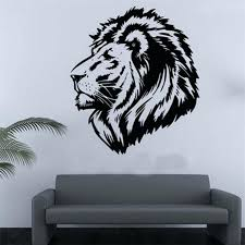 wall ideas lion wall decor lion wall art decor animal nursery for lion wall art