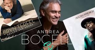 Classic Fm Chart Andrea Bocelli Stays At No 1 Classic Fm