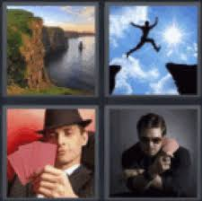 4 pics 1 word bluff