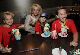 Mr.federline alleged the grandfather battered one of the son's on. Fans Think Britney Spears Post About Her Sons Birthdays Is Heartbreaking Due To Her Custody Arrangement