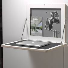 folding office desk. flatframe fold away wall desk designers avenue throughout out prepare folding office