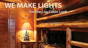 rustic home lighting. rustic lighting for the log cabin home a
