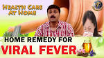 home remedies for fever and body pain
