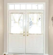 half door blinds. Interesting Half Half Window Curtains Front Door  Bay   On Half Door Blinds