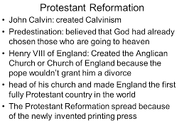 the fall of the r empire in ce ad led to the start of  71 protestant reformation