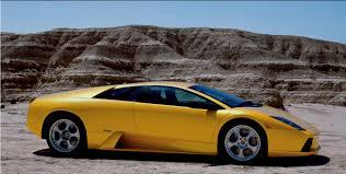 2001 Lamborghini Murcielago - Side