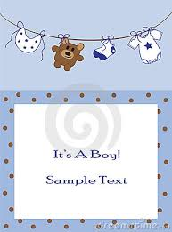Baby Boy Announcements Templates Baby Boy Announcement Template Collection Of Solutions For Ba Birth