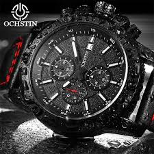 <b>OCHSTIN</b> Military <b>Quartz</b> Watch <b>Men</b> Luxury Sport Chronograph ...
