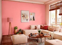 try rose mist house paint colour shades