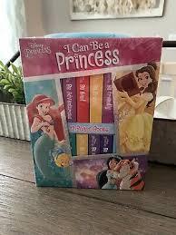 disney princess 12 board books