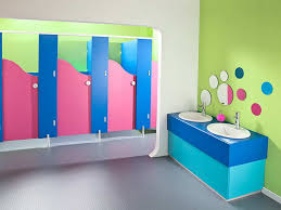 preschool bathroom design. Picture Of Interior Design Ideas For Preschool Kindergarten Toilet Bathroom A