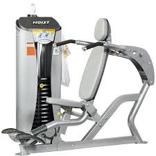 Hoist Leg Press Weight Chart Shoulder Press Gym Station Rs 1501 Hoist Fitness