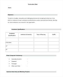 Resume Format Download In Ms Word Resume Word Document Download Facile Format Word Pour