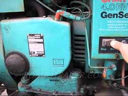 4kw onan rv generator whole house apu low hrs 1036 4kw onan rv generator whole house apu low hrs 1036