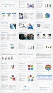 Premium Company Presentation Template For 2017 Corporate
