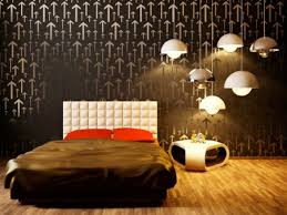 bedroom wall painting ideas. A Riot Of Colors: Fabulous Bedroom Wall Painting Ideas