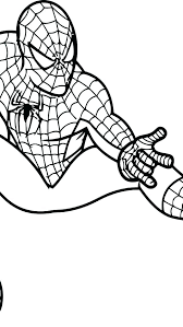 Spider Man Coloring Page Coloring Pages For Coloring Pages Spider