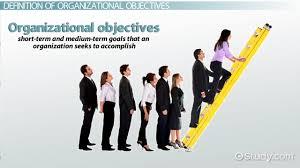 organizational success factors definition video lesson organizational objectives definition examples
