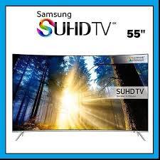 samsung curved tv 55 inch 4k. samsung 55\u0027 inch ue55ks7500 curved suhd 4k hdr smart tv tv 55 4k