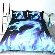 dragon bed sets dragon bed free blue fire dragon bedding set no bed sheet twin dragon bed sets brand bedding set