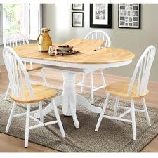extendable round dining table grade island extending round 4 dining table in white natural