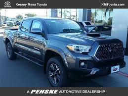2018 New Toyota Tacoma TRD Sport Double Cab 6' Bed V6 4x4 ...