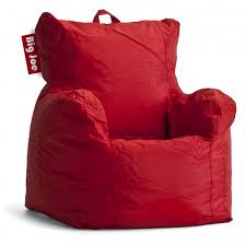 gorgeous red bean bag chairs for s for cozy living room design ideas