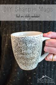 this is the best tutorial for making diy sharpie mugs that are washable
