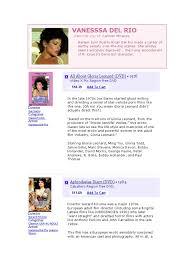 Vanessa Del Rio Movies 70s 80s Pornographic Film Society