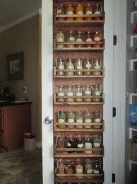 Kitchen Pantry Door Organizer Kitchen Pantry Door Organizer Home Design Ideas