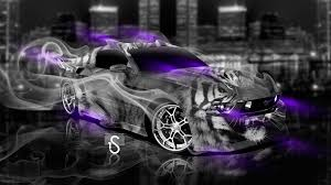 ford mustang fantasy smoke tiger