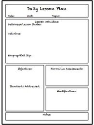 unit planner template for teachers lesson unit plan templates for middle or high school school